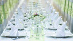 Event decor wedding private party